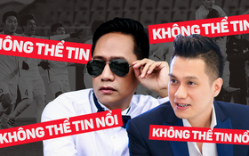 """""""Không thể tin được!"""" - Đó là biểu cảm của tất cả sao Việt vì chiến thắng lịch sử của đội tuyển Việt Nam trước U23 Qatar"""