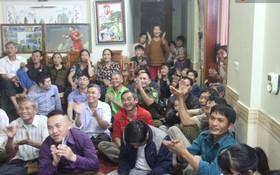 Chùm ảnh: Những cảm xúc vui buồn nghẹt thở của gia đình Công Phượng trong trận bán kết lịch sử của U23 Việt Nam