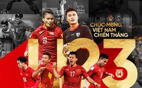 KỲ TÍCH: Việt Nam hạ gục Qatar sau loạt luân lưu nghẹt thở, vào chung kết U23 châu Á