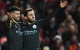 Hạ đối thủ hạng dưới, Man City vào chung kết Cúp Liên đoàn