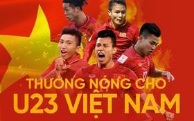 Tiền thưởng nóng cho U23 Việt Nam đã lên tới hơn 22 tỷ đồng, trong đó Lâm Khánh Chi tặng riêng Bùi Tiến Dũng món quà 4.000USD
