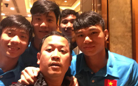 """""""Cánh tay nối dài"""" của HLV Park Hang Seo chia sẻ xúc động về kỳ tích lịch sử của U23 Việt Nam"""