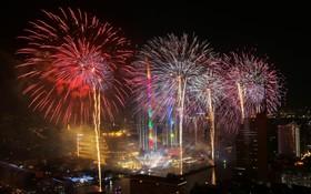 Không khí năm mới bao trùm Châu Á: Hồng Kông, Singapore, Bangkok hân hoan chào đón năm 2019