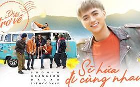 """Soobin Hoàng Sơn kết hợp Da LAB và Tiên Cookie, giai điệu """"Đi Để Trở Về"""" lại vang lên đúng khoảnh khắc giao thừa"""
