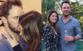 """Siêu sao """"Jurassic World"""" Chris Pratt cầu hôn con gái tài tử phim """"Kẻ dủy diệt"""" sau khi ly dị người vợ từng cưới 8 năm"""