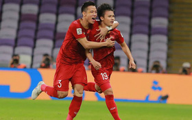 Việt Nam 2-0 Yemen: Thầy trò Park Hang-seo thấp thỏm chờ vé đi tiếp