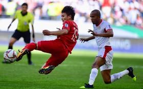 Tuyển Việt Nam chơi thăng hoa sau khi nhận bàn thua đầu tiên trước Jordan