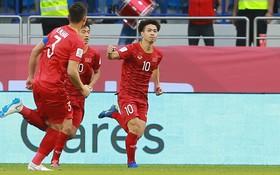[Trực tiếp Asian Cup 2019] Việt Nam 1-1 Jordan (HP1): Tuyển Việt Nam áp đảo toàn diện