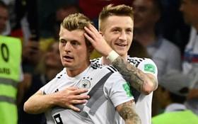 Cầu thủ Jordan sút phạt y hệt siêu sao tuyển Đức, đến thủ môn thế giới có lẽ cũng bó tay