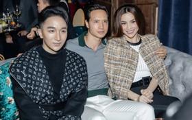 Hồ Ngọc Hà - Kim Lý cùng dàn sao Việt đến ủng hộ đêm nhạc riêng của nghệ sĩ violin Hoàng Rob