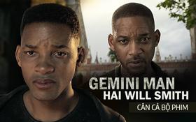 """Review Gemini Man: Tuyệt phẩm hành động lác mắt dù Will Smith khổ sở """"cân"""" cả phim"""