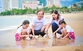 """Phương pháp dạy con """"không dạy gì cả"""" của nhà văn Nguyễn Anh Đào nhưng kết quả lại khiến nhiều người bất ngờ"""