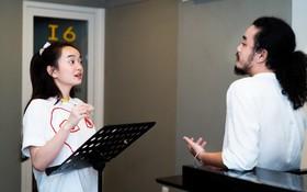 Hóa ra lâu nay Kaity Nguyễn miệt mài học thanh nhạc, giờ đã sẵn sàng debut làm ca sĩ?