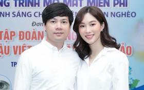 Không cầu kì, xa hoa, vợ chồng Đặng Thu Thảo ghi điểm với việc làm cực ý nghĩa nhân kỷ niệm 2 năm cưới