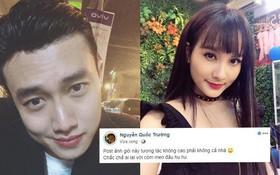 """Quốc Trường lại tung chiêu """"thính"""" mới, fan nhanh chóng phát hiện: Thì ra là sao chép y hệt từ status của Bảo Thanh!"""