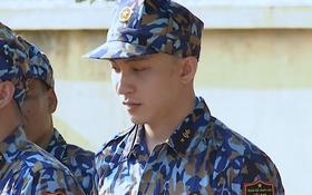 Sao nhập ngũ: B Trần bị phê bình vì thái độ phản ứng với chỉ huy