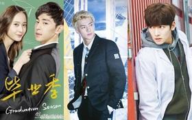 """7 dự án Trung - Hàn """"trùm mền"""" 4 năm không phát sóng toàn phim hot của thành viên EXO và F(x)"""