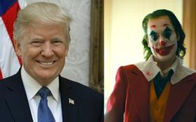 """Lộ diện fan hâm mộ """"quyền lực nhất"""" của nhà DC - Tổng thống Donald Trump: Chiếu luôn Joker tại Nhà Trắng!"""