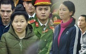 Kết thúc phiên xử buổi sáng vụ mẹ nữ sinh giao gà cùng đồng phạm: Vì Thị Thu phản cung, bà Hiền nói mình bị oan