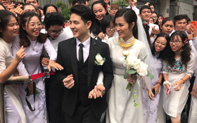 Livestream lễ rước dâu Đông Nhi - Ông Cao Thắng: Toàn cảnh ngày trọng đại được mong đợi nhất showbiz Việt