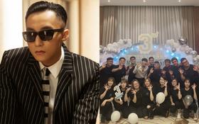 """Cả showbiz Việt đang nô nức với """"siêu đám cưới"""" Nhi - Thắng, chủ tịch Nguyễn Thanh Tùng vẫn ung dung mừng kỉ niệm 3 năm M-TP Entertainment!"""