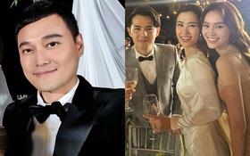 Quang Vinh, Ninh Dương Lan Ngọc là khách mời tới muộn nhất siêu đám cưới Đông Nhi, tiếc nuối vì bỏ lỡ cảnh hoàng hôn cực lãng mạn