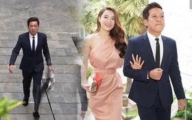 Chiều vợ như Trường Giang: Đang đi đám cưới Hoàng Oanh nhưng vẫn đích thân mua trà sữa cho Nhã Phương