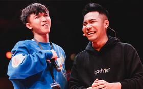 """Phúc Du và Sóc Nâu là 2 nhà vô địch tại Beck'Stage Unexpected Rap Fest, trở thành """"Battle King"""" thế hệ mới của Rap Việt!"""