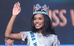 Chung kết Miss World: Mỹ nhân Jamaica đăng quang, Lương Thùy Linh dừng chân tại Top 12 trong tiếc nuối