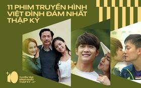 """11 bộ phim truyền hình Việt Nam thập kỷ qua được yêu mến nhất hẳn là """"Về Nhà Đi Con""""?"""