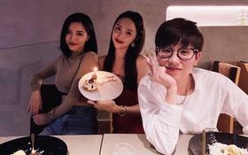 Hương Giang cùng hội bạn thân Bích Phương, Tiên Cookie tổ chức tiệc sinh nhật, body của nàng hậu chiếm trọn spotlight