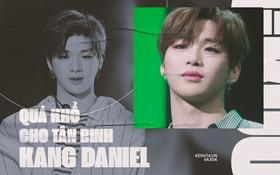 Ai debut gian nan bằng Kang Daniel: Vướng kiện tụng ầm ĩ, bị khui hẹn hò, vừa comeback đã phải ngừng quảng bá đột xuất vì trầm cảm