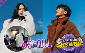 Will và Linh Ka chụp ảnh cùng một địa điểm tại Hàn, lại còn bị bắt gặp ở sân bay, khả năng hẹn hò là 99%?