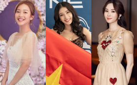 Đặng Thu Thảo, Chi Pu cùng dàn sao Vbiz vỡ oà hạnh phúc khi tuyển nữ Việt Nam giành HCV SEA Games 30