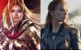 """Marvel nhá hàng nội dung hấp dẫn của hai bom tấn """"The Eternals"""" và """"Black Widow"""": Spoil chút chút cho dân tình """"quéo"""" chơi"""