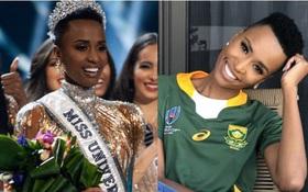 Nhan sắc lạ và đầy ấn tượng của mỹ nhân Nam Phi vừa đăng quang Miss Universe 2019