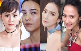 """Soi mặt mộc của dàn mỹ nhân """"hack tuổi"""" đỉnh nhất Thái Lan: Người đẹp bất chấp, kẻ già dặn bất ngờ"""