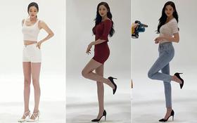 Quên Song Hye Kyo hay Jeon Ji Hyun đi, đây mới là mỹ nhân sở hữu body đẹp như tượng tạc chẳng cần đến photoshop