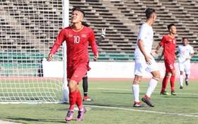 [Trực tiếp U22 ĐNA] U22 Việt Nam 0-0 U22 Philippines (H1): Thế trận áp đảo