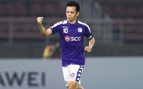 Shandong Luneng 0-1 CLB Hà Nội (HT): Văn Quyết bắt volley mang lại cảm xúc vỡ òa cho NHM Việt Nam