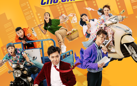"""""""Running Man"""" tung poster công bố 7 thành viên của phiên bản Việt Nam!"""