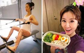 Khám phá bí quyết giữ dáng từ các sao Hoa ngữ: người ăn trứng gà, người tập yoga