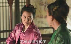 """""""Crossover"""" từ Hương Mật Tựa Khói Sương sang Minh Lan Truyện, dì Khang chính là kẻ vừa xấu, vừa ác sân si!"""