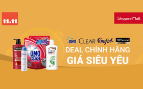 Unilever Việt Nam ghi nhận số lượng đơn hàng bán ra thành công tăng hơn 20 lần so với ngày thường tại sự kiện mua sắm Shopee 11.11 Siêu Sale