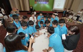 Học sinh Đà Nẵng lần đầu trải nghiệm công nghệ cảm biến MESH từ Sony
