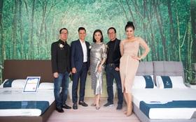 Việt Anh, Thanh Hương cùng dàn nghệ sĩ đình đám quy tụ tại Festival đệm và chăn ga gối Quốc tế 2019