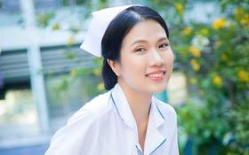 """Sau """"Cua lại vợ bầu"""", diễn viên Thùy Dương chuyển hẳn sang làm y tá trong """"Nắng 3"""""""