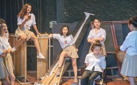 """""""Ranh giới học trò"""" - Web drama học đường mới toanh đang gây bão trong giới trẻ"""