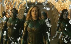 """Bất chấp phim nhạt, """"chị đại"""" Captain Marvel vẫn """"vô đối"""" phòng vé sau 2 tuần chiếu"""