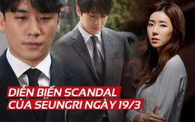 Toàn cảnh bê bối Seungri ngày 19/3: Biến đang căng Choi Jong Hoon vẫn đi like dạo, nhân vật chính lên tiếng kêu oan